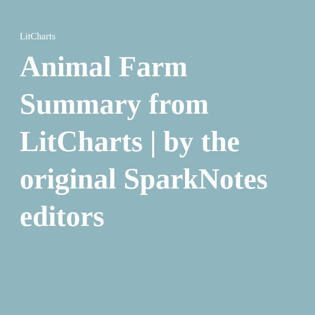 Sparknotes Animal Farm Themes Essay - image 10