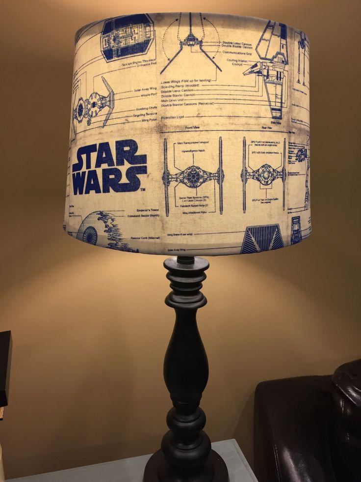 Star Wars Lamp                                                                                                                                                                                 More