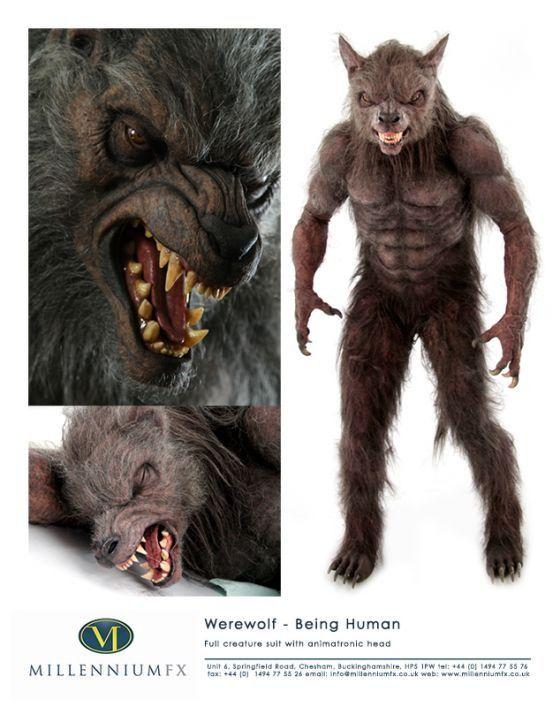 Werewolf from BBC's Being Human