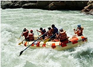 4. Chilko River Rafting Co. - BC Whitewater River Rafting in Williams Lake, British Columbia Canada