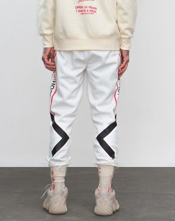 f6faf613aa78 INFLATION-Only-Hope-Letter-Print-Stripe-Jogger-Sweatpants-Mens-Vintage-Track -Trousers-Hip-Hop-Elastic-Waist 52