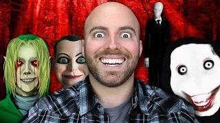 top 10 creepypasta - YouTube