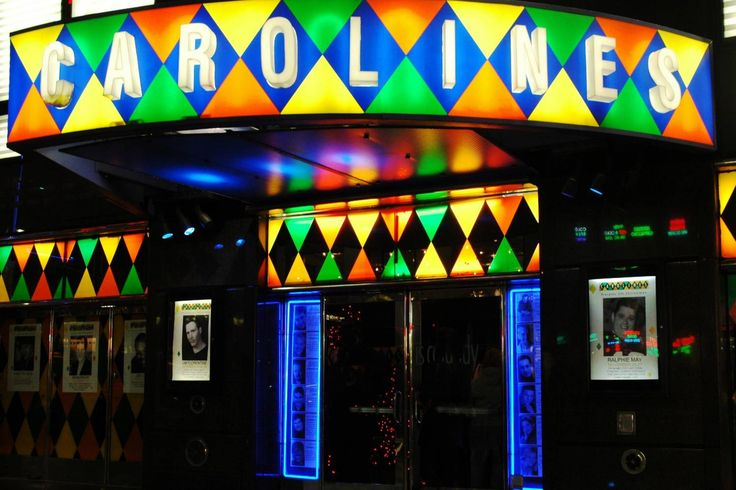 Carolines on Broadway is a venue for stand-up comedy located in Times Square in New York City on Broadway between 49th and 50th Street. It is one of the most established, famous, and recognized stand-up comedy clubs in the United States.  1626 Broadway, New York, NY 10019, USA