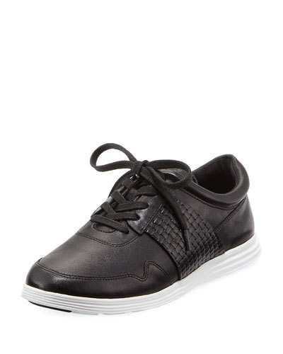 Cole Haan Misha Grand Sport Oxford Sneaker, Black