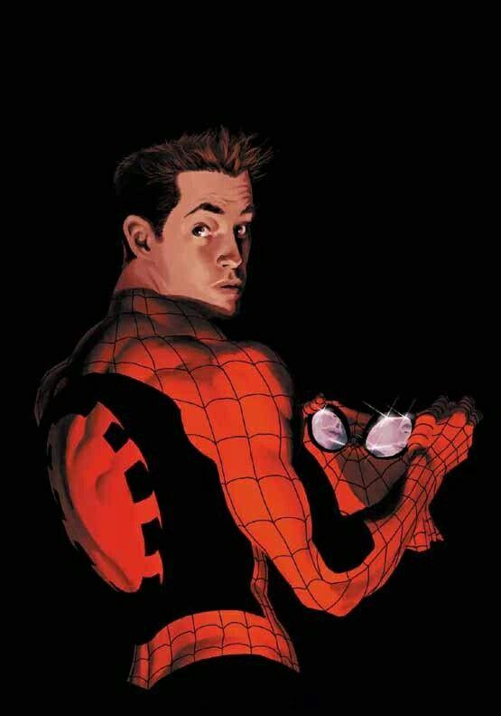 Spider Unmasked - Kaare Andrews