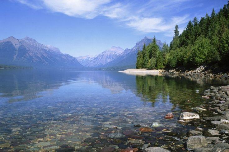 Lake McDonald, Glacier National Park (Montana)