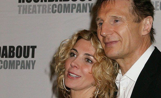 NatashaRichardson -Natasha Richardson was a brilliant British film and Broadway stage actor and the beloved spouse of Liam Neeson. A skiing accident cut her life short at age 45.
