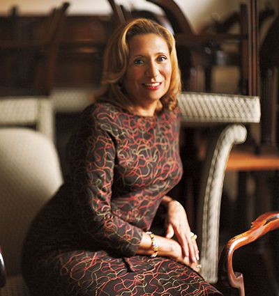 Cathy Hughes - Greek for Life: Could One of These Celebrities Be Your Soror or Frat Brother?