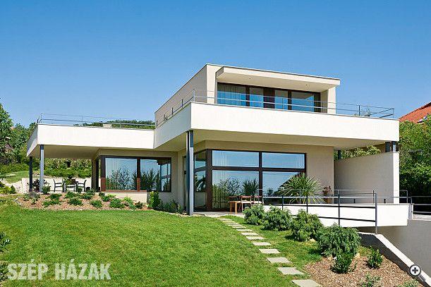 A Balaton közelében - Szép Házak