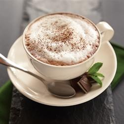 Chocolate Mint Cappuccino