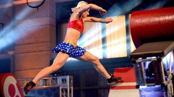 Jessie Graff made history this week on Ninja Warrior! #ANW #Hyperwear #HyperVestPRO