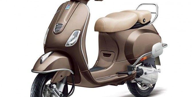 Piaggio Vespa limited Edition Series Vespa Elegante...