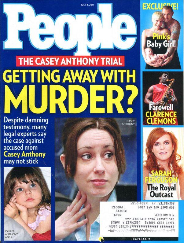 People Magazine July 4 2011 Sarah Ferguson