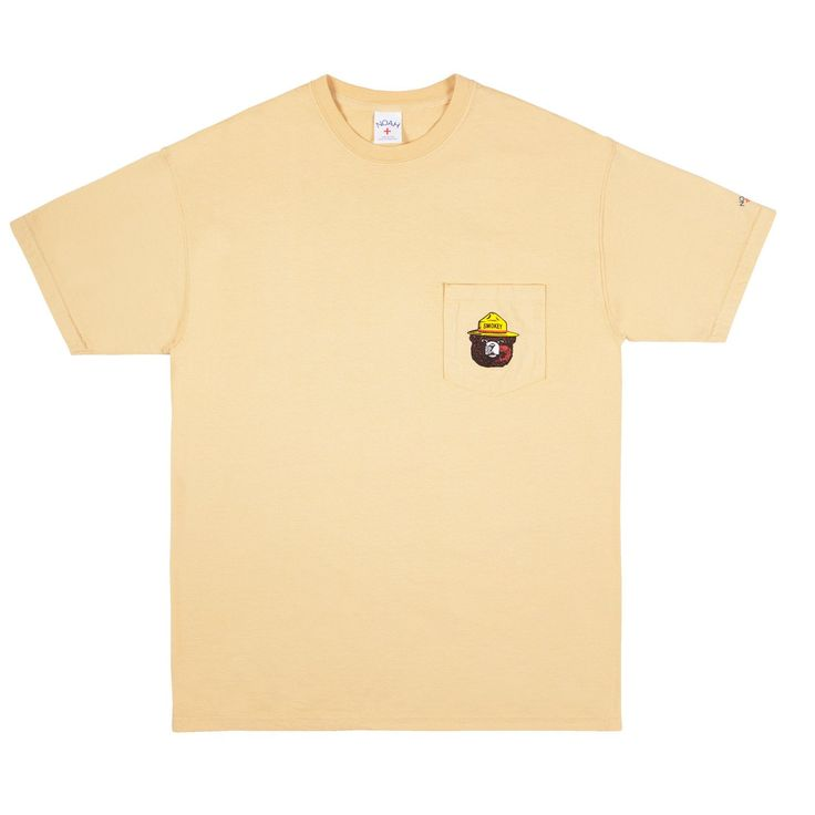 NOAH NYC Only You Pocket Tee