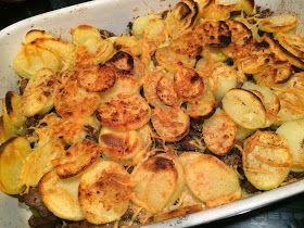 Lekker eten met Marlon: Shoarma, boontjes en aardappelen gegratineerd in de oven