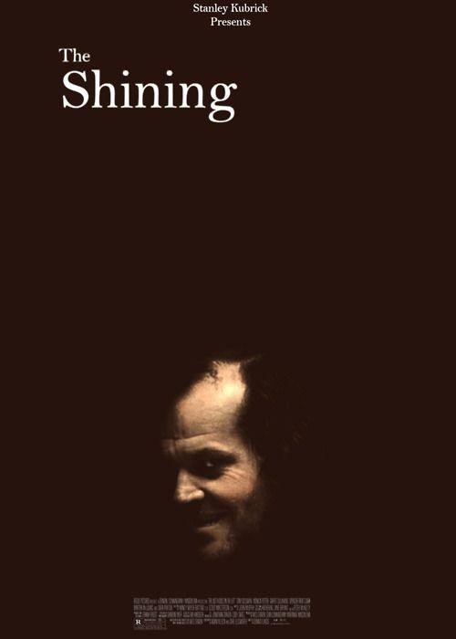 O Iluminado - Dirigido por  Stanley Kubrick  e escrito por  Stephen King Um dos meus preferidos, em todos os tempos.