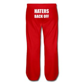 Haters Back Off Miranda Sings Sweats red/grey every one needs them hahah