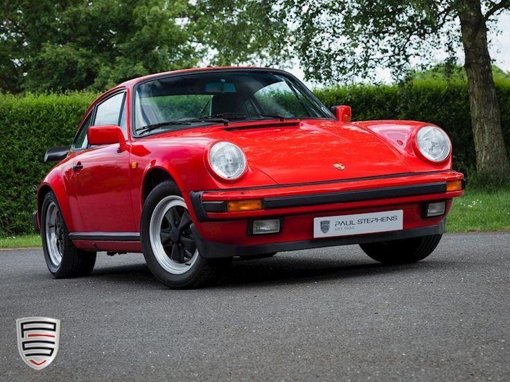 Paul Stephens - | Porsche 911 3.2 Carrera (1985)