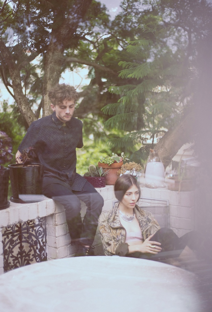 Chairlift, Oyster Magazine # 98
