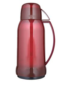 #Thermos Jupiter #Flask Translucent Red 0.5L