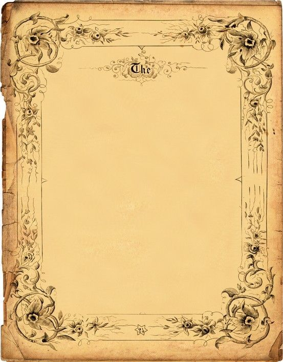 Vintage Writing Paper on Pinterest | Vintage Stationary, Printable ...