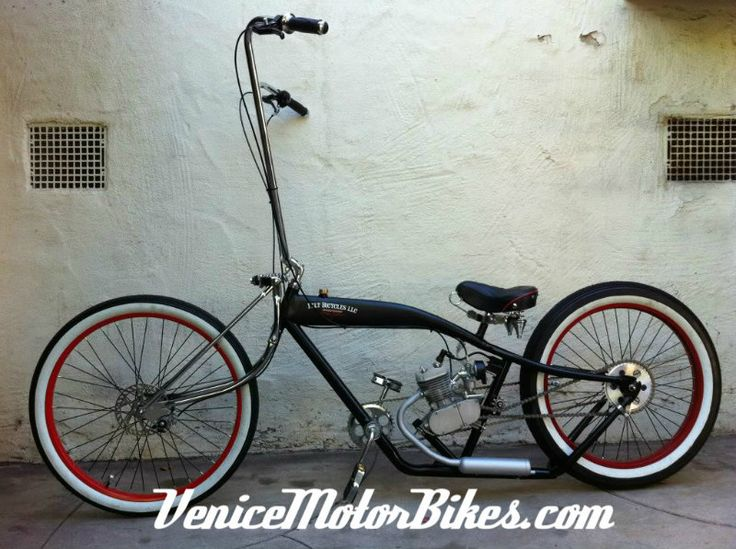 Felt ElGuapo, Motorized Bicycle, Piston Bike, Motored, Moped, Board Track Racer, Vintage Bike, Motorbike, Bicycle Engine, Replica Motorcycle, Rat Rod, Ratrod, Lowrider, Low Rider, Bobber, Chopper, Cruiser, Motor Bike, Cafe Racer