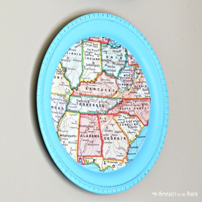 Best Map Crafts Images On Pinterest Map Crafts Christmas - Home magnetics us map