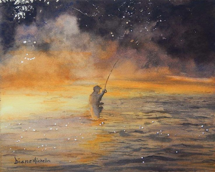 1000 images about fly fishing artwork on pinterest for Fly fishing art