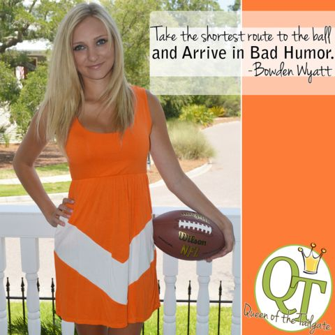 Tailgate Queen - Gameday Dresses — Yell Go Vols in our Tennessee Game Day Dresses