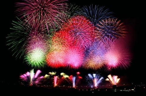 長岡まつり大花火大会の写真|花火フォト100選|花火大会 花火カレンダー2012 - Walkerplus