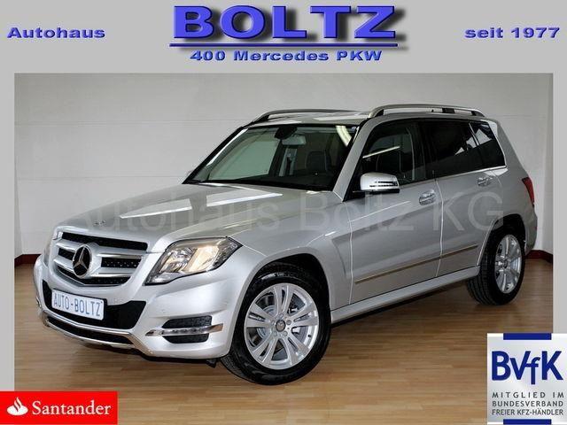 Mercedes-Benz GLK 220 CDI 4M Navi ParkAs. LEDER Chrom-P. uvm. - 0