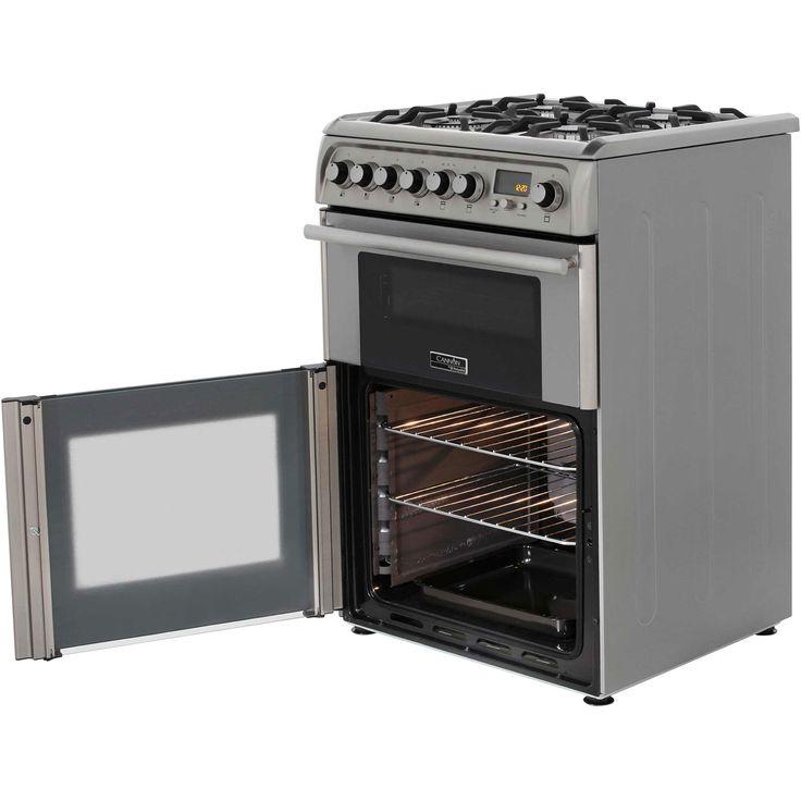Cannon Dual Fuel Cooker | CH60DPXFS | 100 Litres | ao.com