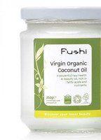 Intensivpflege für die Haare: Kokosnussöl von Fushi Virgin