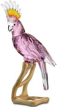 Swarovski Cockatoo, Red - Paradise Mega Bird