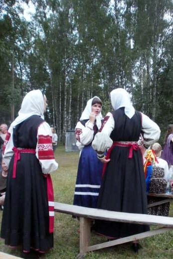 Girls from #Setomaa, #Estonia. photo by Klara Sielicka-Barylka, 2013