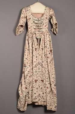 Robe à l'anglaise | Centraal Museum Utrecht