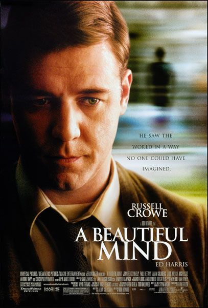 """A Beautiful Mind"" won Best Picture at The 74th Academy Awards (2002). The 74th Academy Awards was held at the Kodak Theatre at Hollywood & Highland on Sunday, March 24, 2002, honoring movies released in 2001."