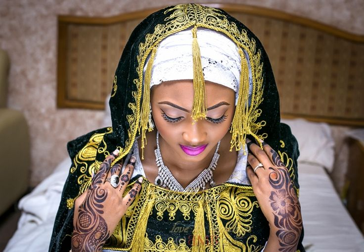 Mimi and Nas Hausa Muslim Wedding in Nigeria | BMB Photography | BellaNaija Weddings 002