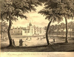 London Charterhouse - Bought by Sir Edward North in 1545