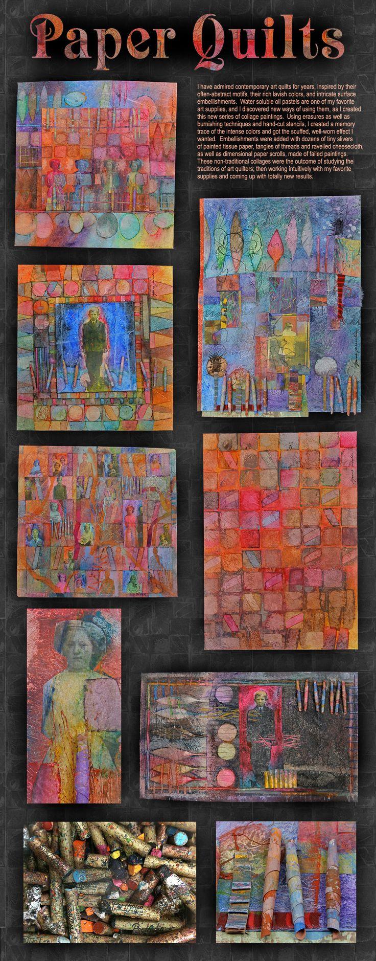 LKPerrella - Fine Art Lynne Perrella is awesome!
