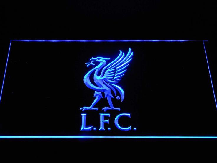 Liverpool Football Club Liver Bird LFC LED Neon Sign