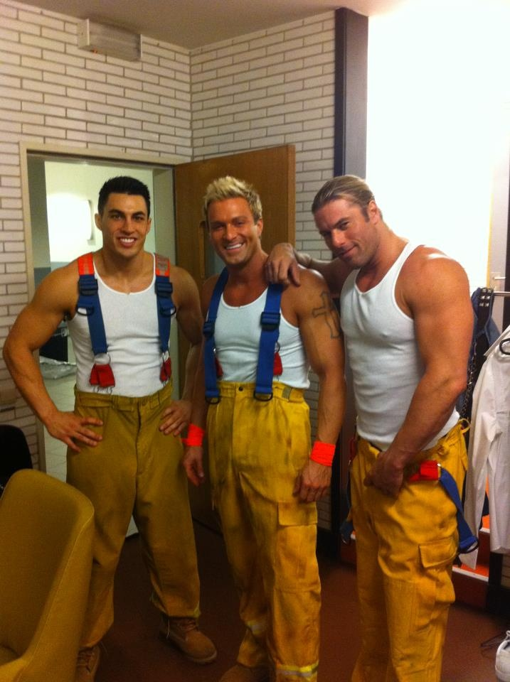 get your guy to dress up as a sexy fireman chippendales halloween - Fireman Halloween