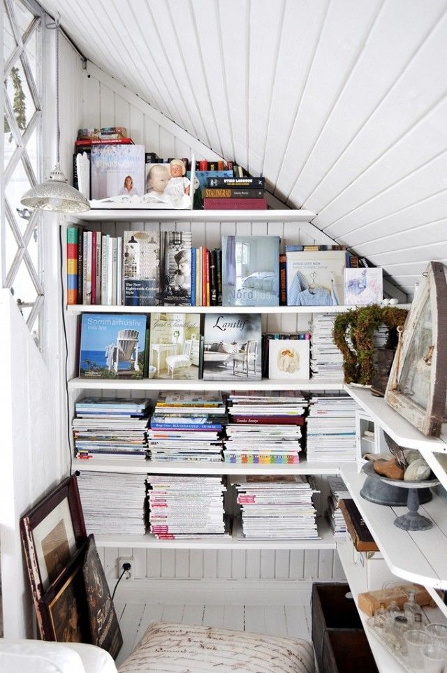 7 Stylish Ways to Store Your Magazines
