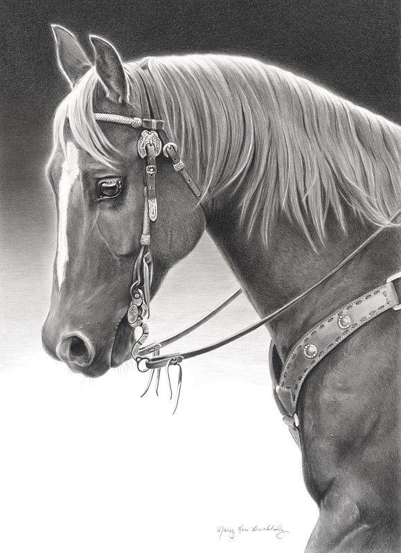 Artist: Mary Ross Buchholz - Title: Chestnut Glow
