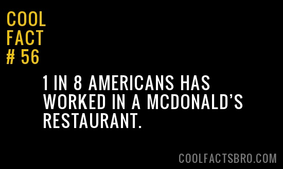 Cool Fact #56