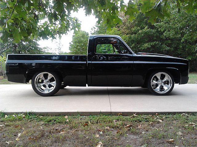 1985 chevrolet c10 for sale bella vista arkansas what we used to call sanitary chevy. Black Bedroom Furniture Sets. Home Design Ideas