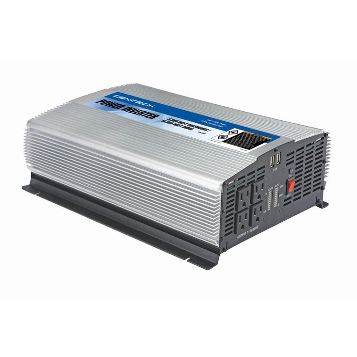 5000 Watt Continuous 10 000 Watt Peak Power Inverter