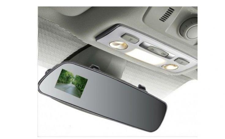 Camera auto- oglinda retrovizoare