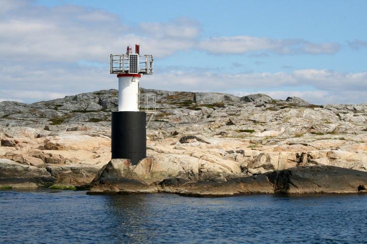 Sillesund, söder om Marstrand.