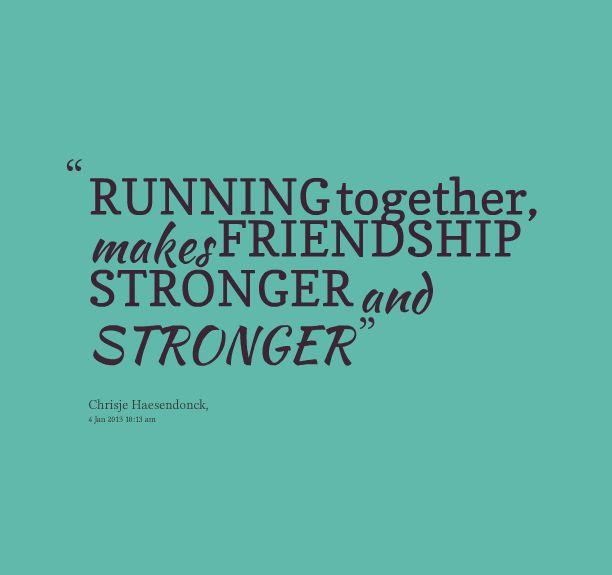 My BRFs aka Best Running Friends | Women's Running Community (WRC)